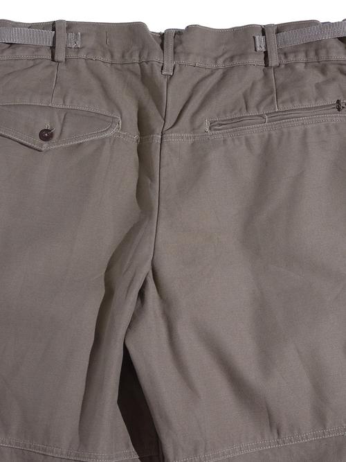 "1990s ""Columbia"" double knee huntting pants -BEIGE-"