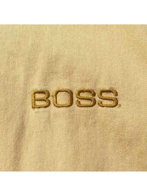 90's BOSS バックポケット ジップアップジャケット [About XL]