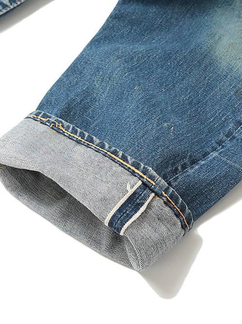 Used / Levi's / 1960's Vintage / 505 Big E / Denim Pants