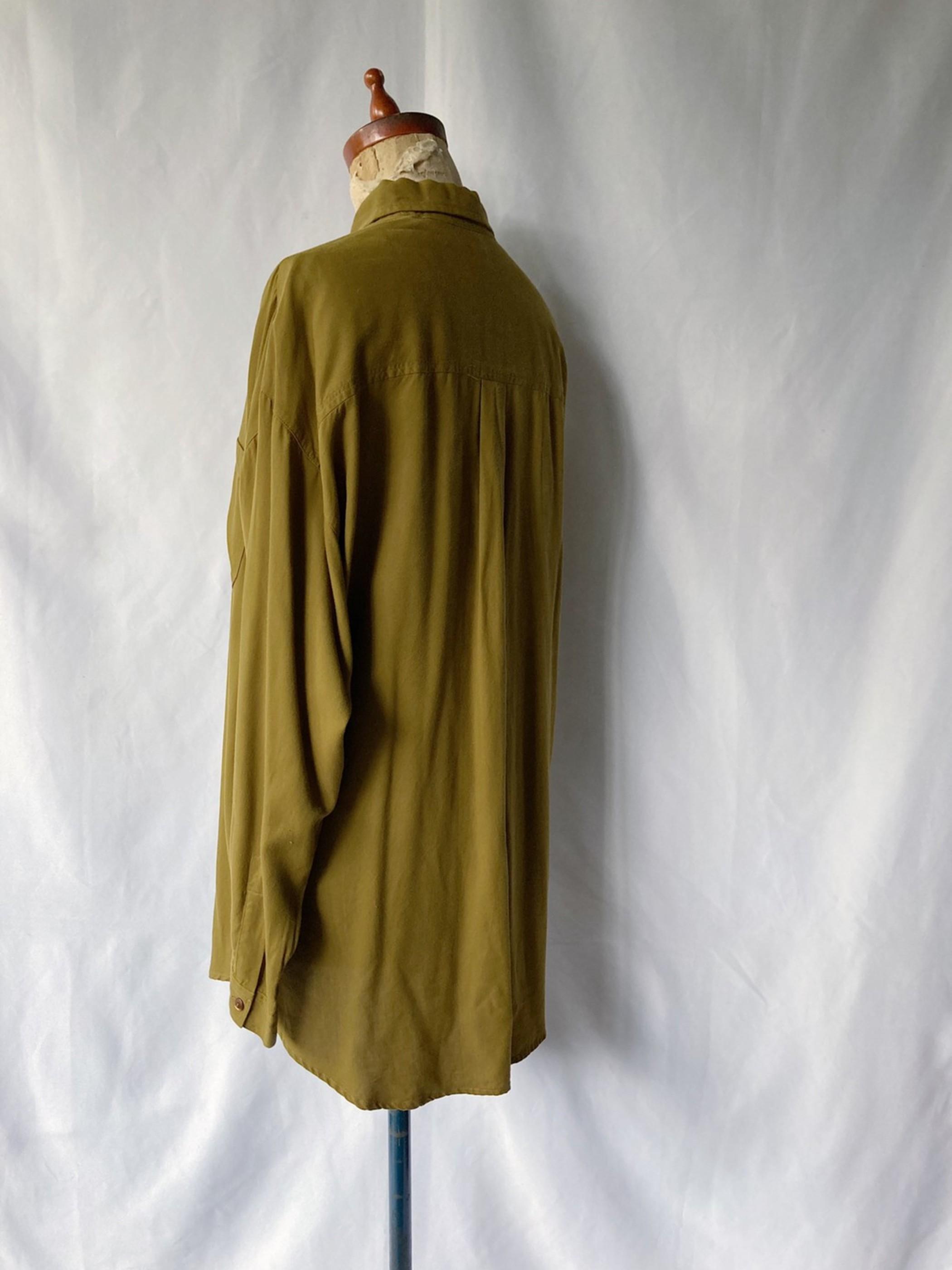 GAP rayon shirt