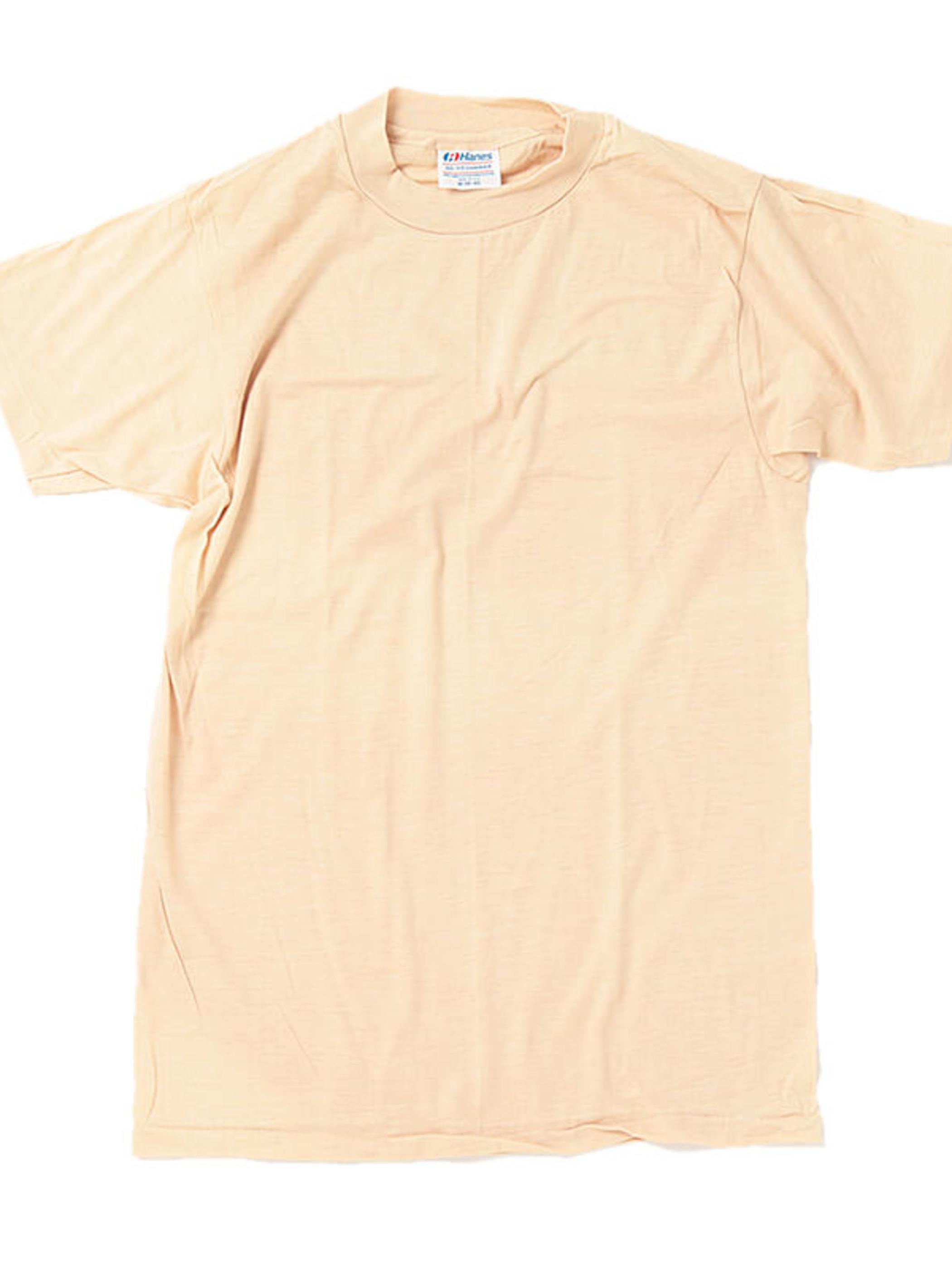 Hanes / 1980's Deadstock / T-Shirt